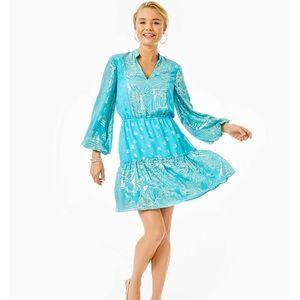Lilly Pulitzer Joella Silk Dress